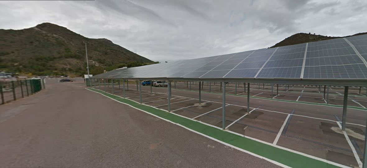 Parque Solar Vall D'uixo