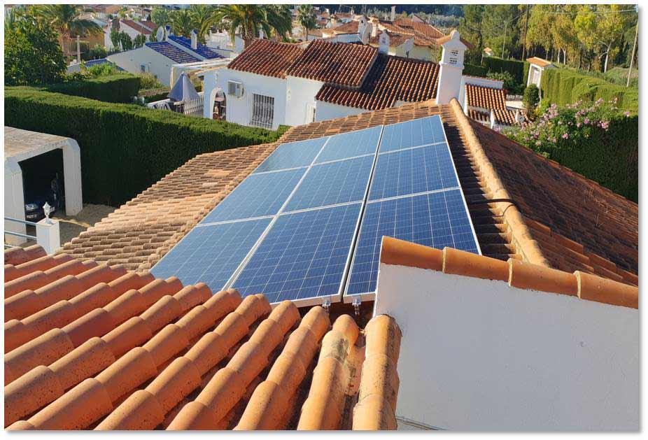 Autoconsumo Fotovoltaico Alfaç del Pi