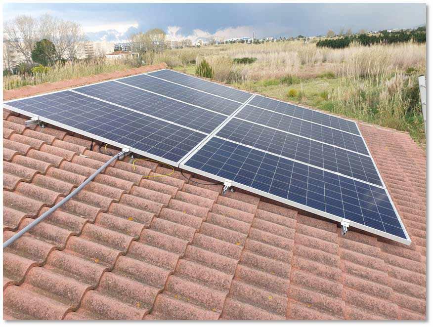 Autoconsumo Fotovoltaico Daimus