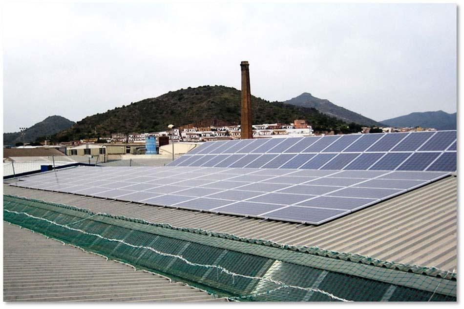 Placas Solares en la provincia Castellon