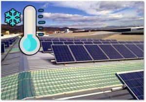 El Autoconsumo fotovoltaico es una opción necesaria para la industria del frío