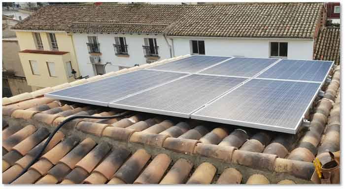 Placas solares Benicolet