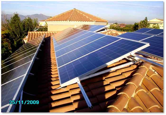 Placas solares Nules