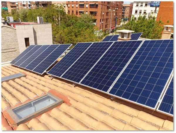 Placas Solares Toledo