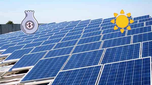 Las empresas ahorran hasta un 60% con las instalaciones de placas solares