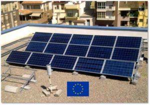 Energía Renovable superan a los combustibles fósiles en Europa