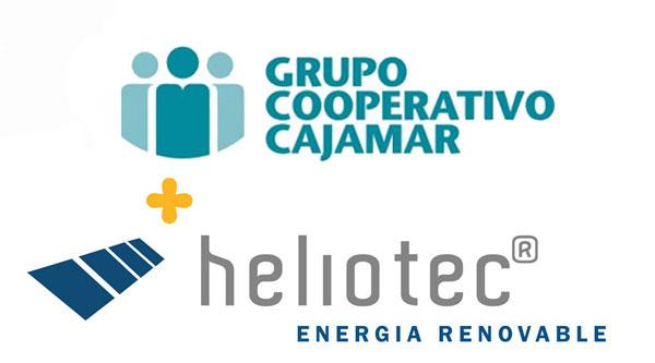 Heliotec te ofrece diversas fórmulas de financiación para proyectos de energías renovables