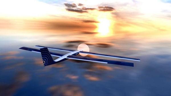SolarXOne el dron autónomo que funciona con placas solares