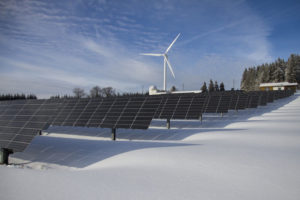 Un mundo de energías renovables