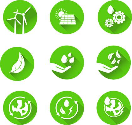 Las energías renovables récord del 50,7% de la energía en mayo en España